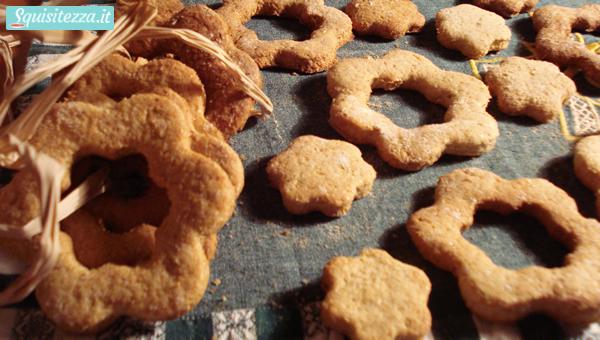 Biscotti integrali dietetici